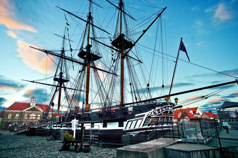 Image of HMS Trincomalee